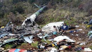 TNI Lanjutkan Pencarian Helikopter MI-17V5
