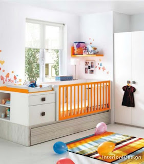 Children's Room Designs For Small Spaces 2
