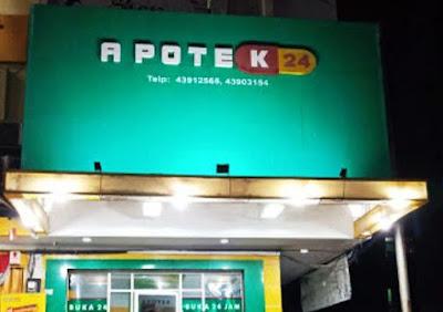 apotek K-24 Jakarta Utara
