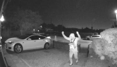 Pencurian mobil listrik