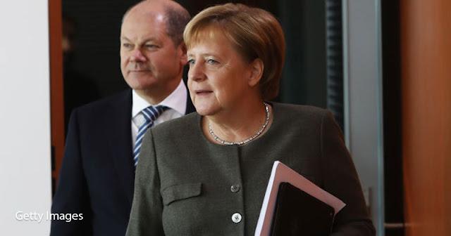 Канцлер в вечернем платье: а вы видели Ангелу Меркель в молодости?