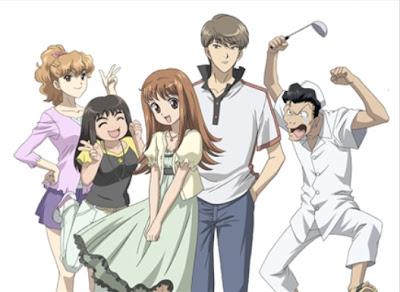 Resultado de imagem para itazura na kiss anime família
