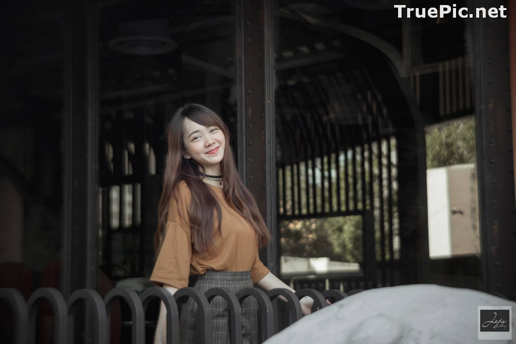 Image Thailand Cute Model - Fenfern Aeryingsak - A Girl With Smile - TruePic.net - Picture-13