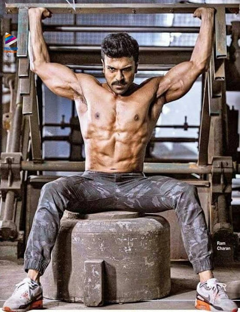 Ram Charan Height and Weight and Body Measurements