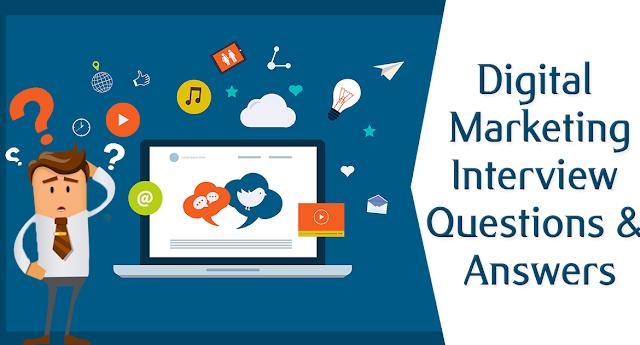 digital marketing  interview questions 2017