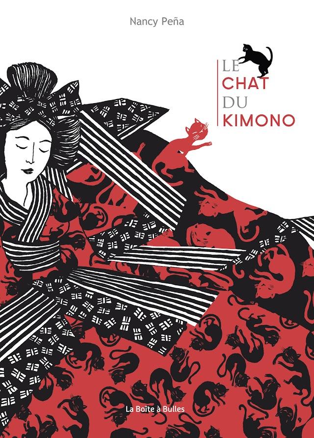 Le Chat du Kimono T1, la chronique emballée