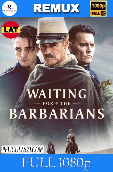 Waiting for the Barbarians (2019) Full HD REMUX & BRRip 1080p Dual-Latino VIP