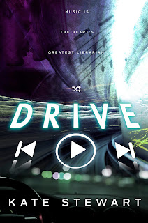 Cover Reveal for Drive by Kate Stewart!