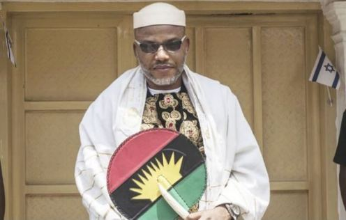 I Will Never Go on Exile or Be Intimidated by Buhari – Nnamdi Kanu Boasts
