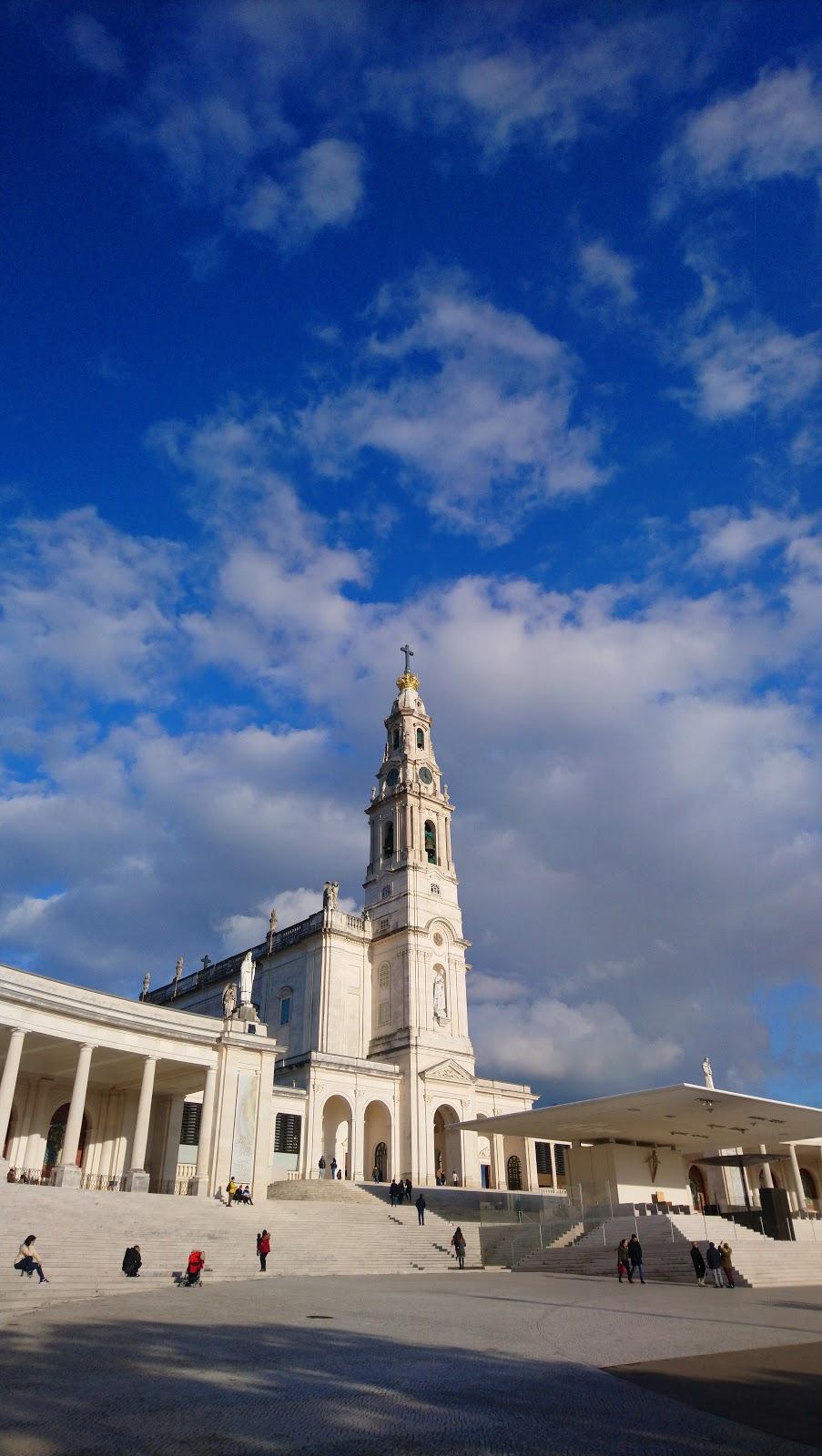 葡萄牙之旅 - Day05 - 巴塔哈修道院 / 法蒂瑪聖母朝聖地 ~ 不自量力 の Weithenn