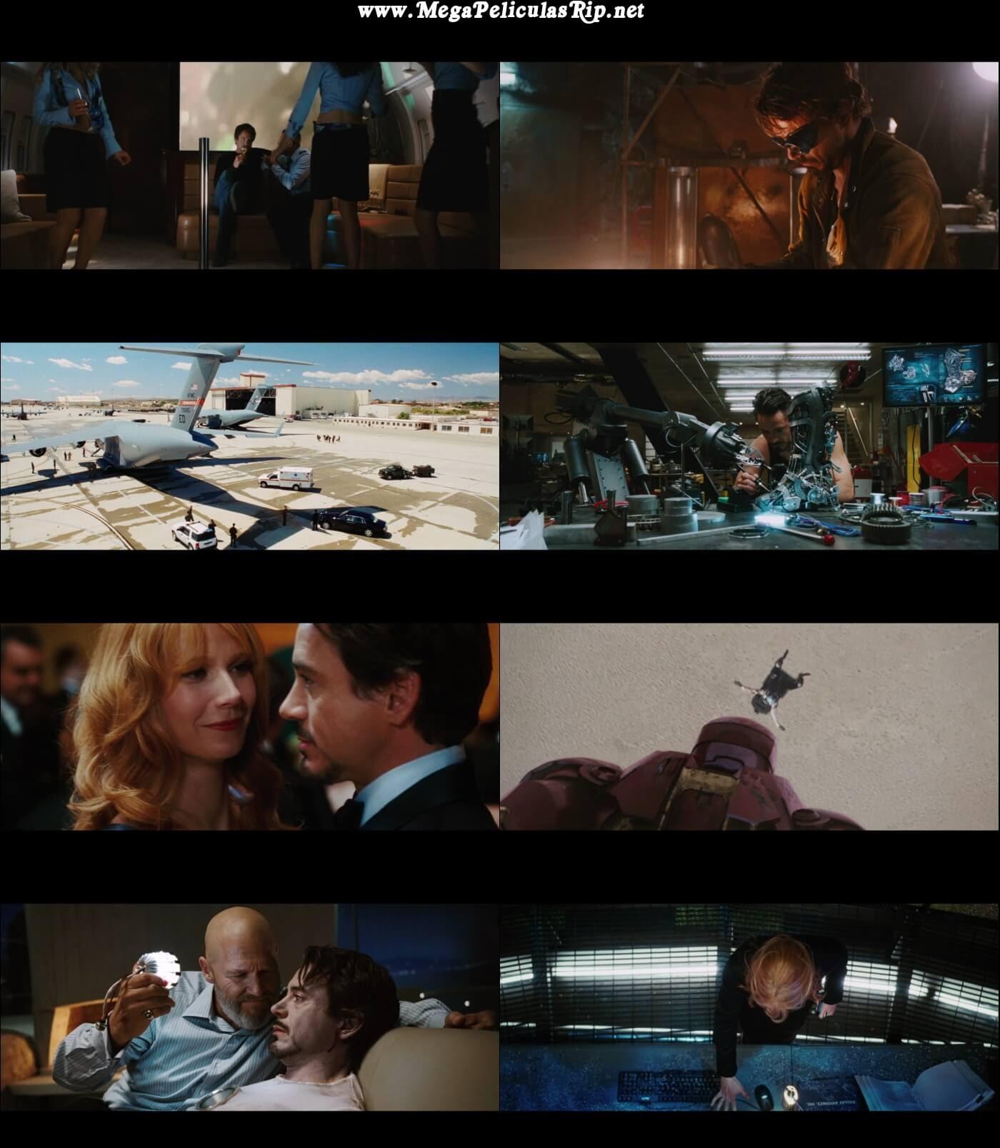 Iron Man 1080p Latino