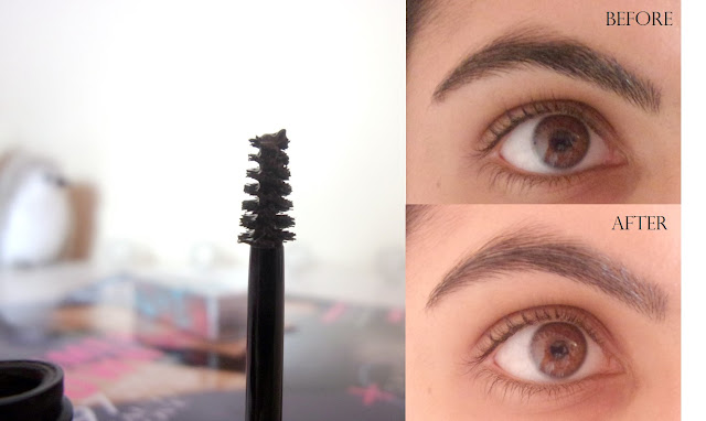 Results from Benefit Gimme Brow
