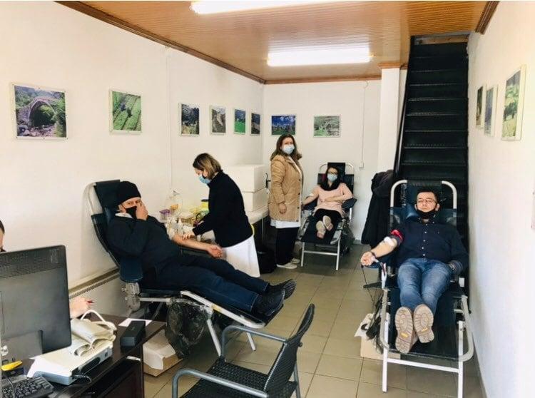 Ορεινή Ξάνθη: Δώρισαν αίμα, χάρισαν ζωές [ΦΩΤΟ]