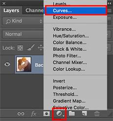 cara membuat double exposure di photoshop
