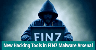 FIN7 APT Hackers Released New Hacking Tools in Their Malware Arsenal to Evasion AV Detection
