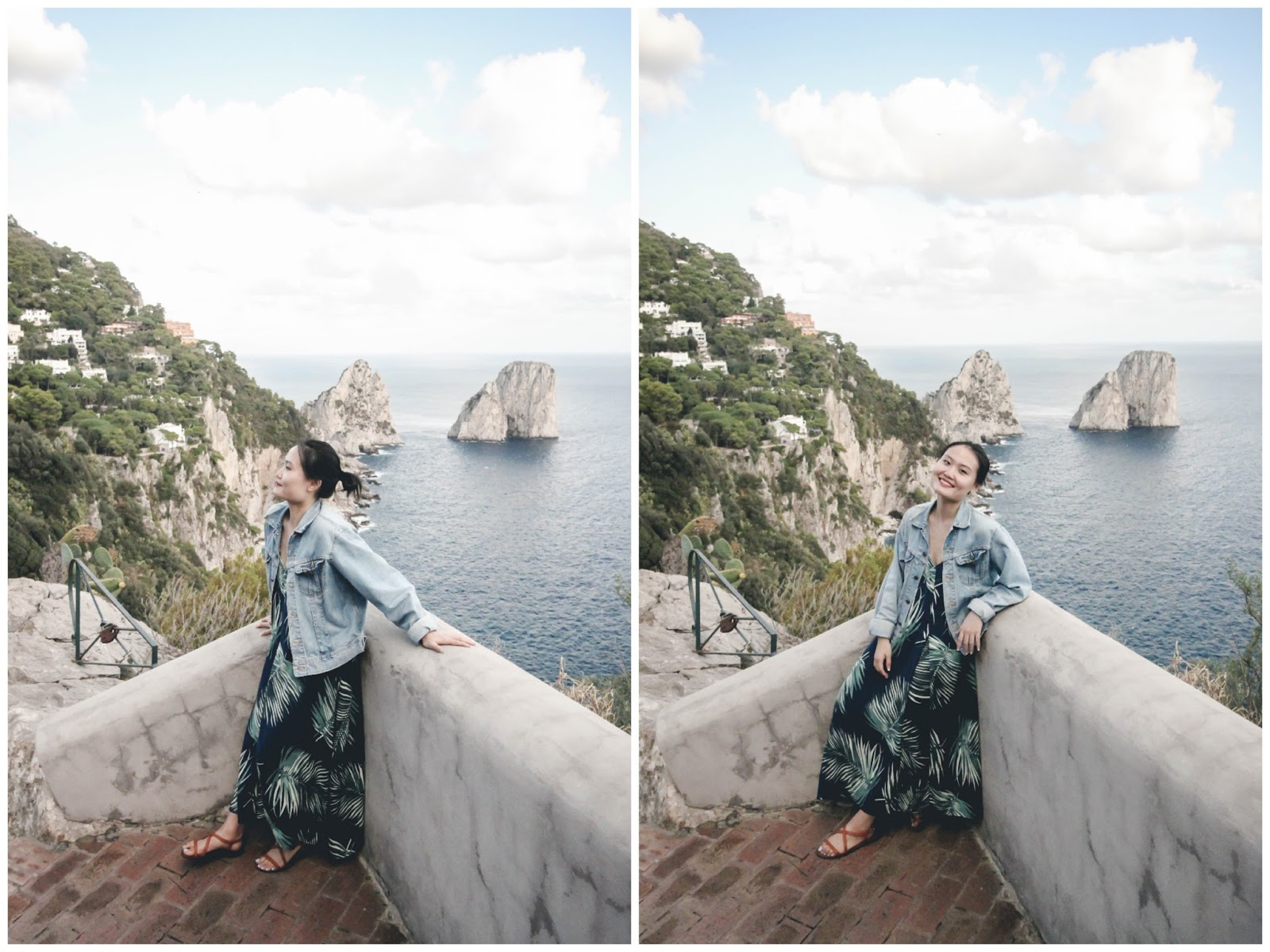 singapore blogger style stylist fashion look book street photographer photography holiday summer europe italy capri wiwt ootd
