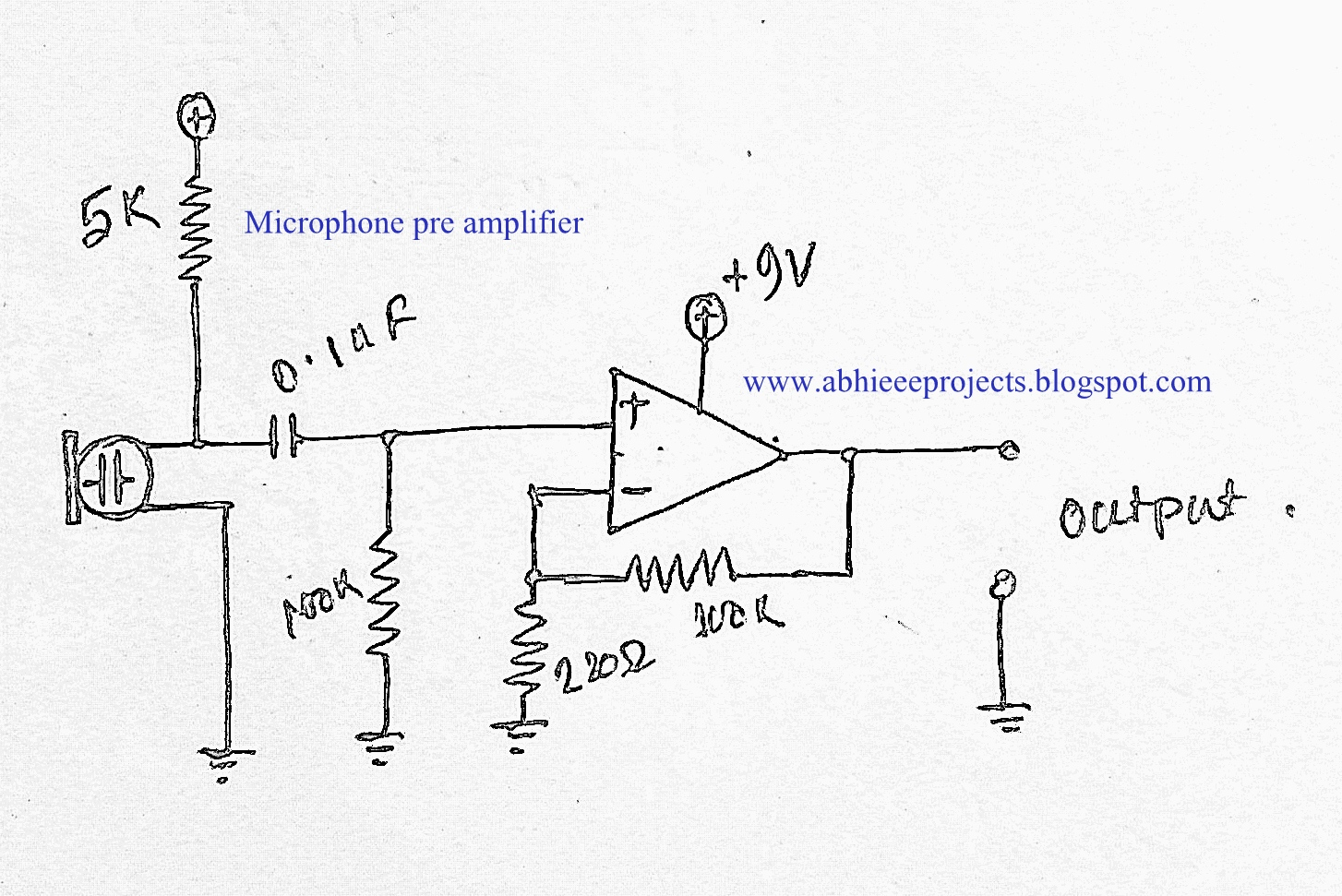 Eee Projects And Innovations July 2016 Led Using 555 Http Www Circuitdiagram Org Fading Pulsing Here Is The Circuit Diagram Jyotshnacom
