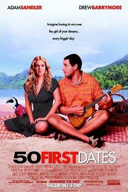 50 First Dates (2004) : 50 เดท จีบเธอไม่เคยจำ