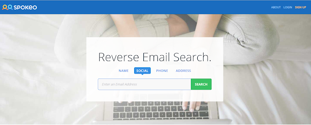 spokeo reverse email search - amazing tools on how to find out if someone is on dating sites for free