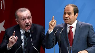 مصطفى بكرى, اردوغان, الرئيس السيسى,