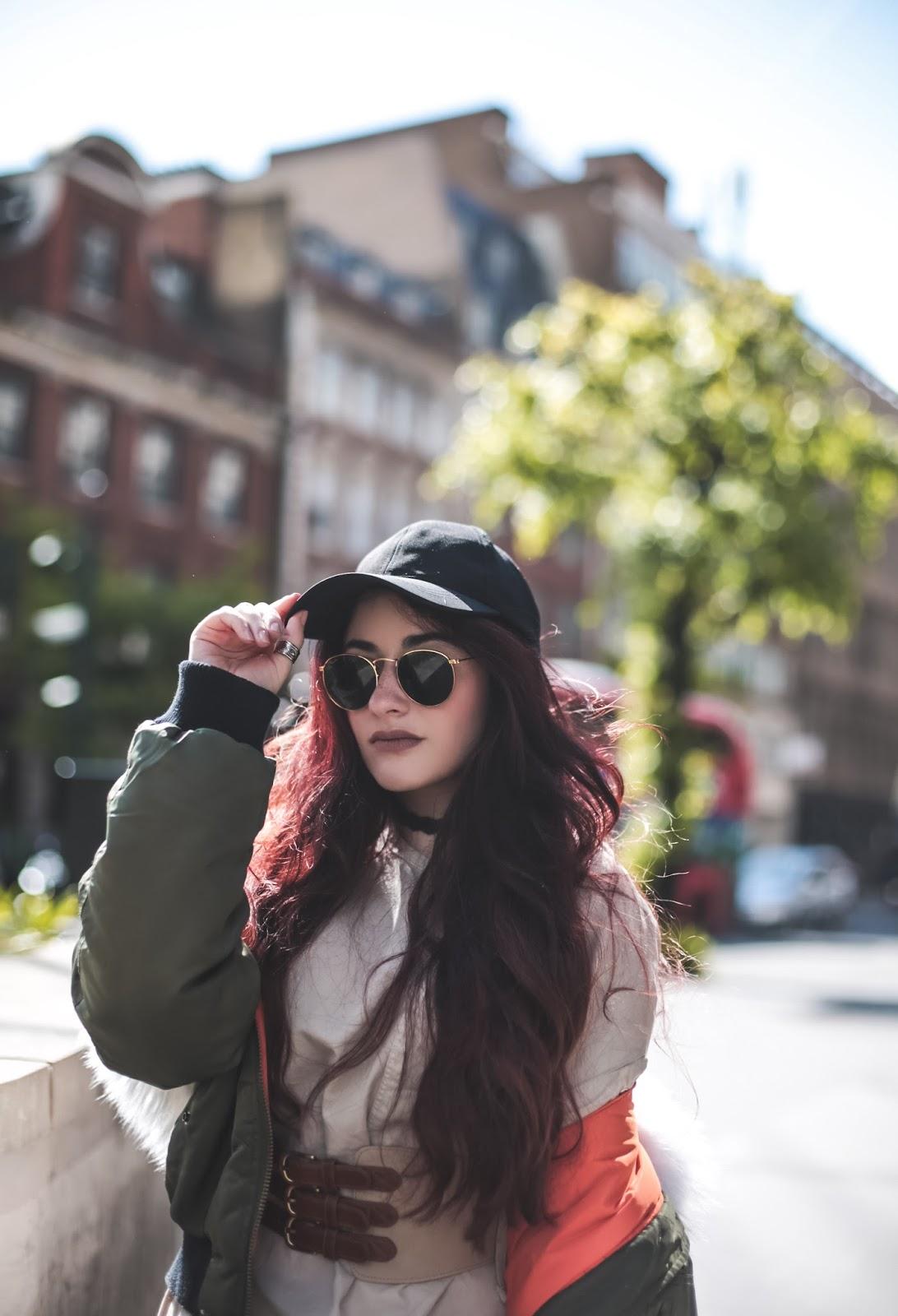 casquette minimaliste blog mode