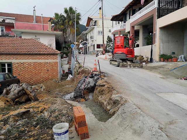 Όταν η άψογη συνεργασία του Δήμου με τις τοπικές κοινότητες εμπνέει τους πολίτες και εμπιστεύονται το έργο τους με πράξεις βρίσκονται λύσεις.