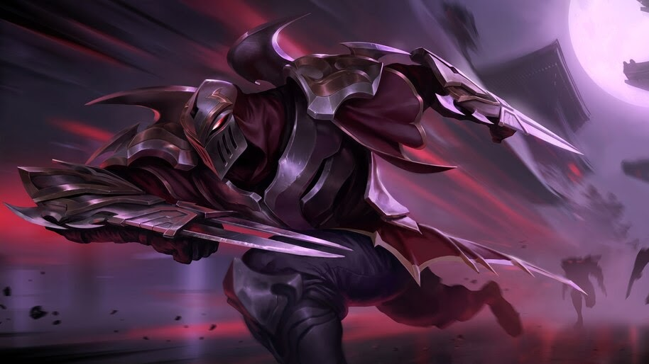 League of Legends: Zed has finally come back to Patch 10.14 with more interesting features