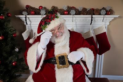 Santa Claus 2019 Christmas