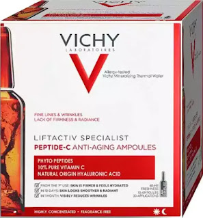pareri forum Fiole antirid Liftactiv Specialist Peptide-C Vichy