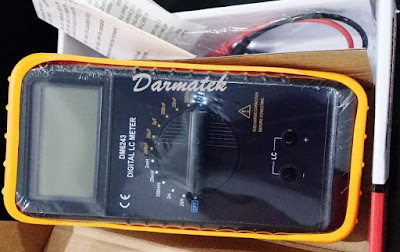 Jual LC Meter DM-6243 Capacitance Meter