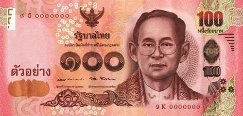 New 100-baht