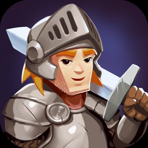 تحميل لعبة Braveland Battles مهكرة نقود + ألماس لا نهاية