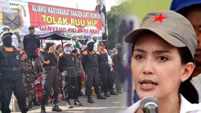 RUU HIP Berpolemik, PDIP Copot Rieke Diah Pitaloka dari Pimpinan Baleg