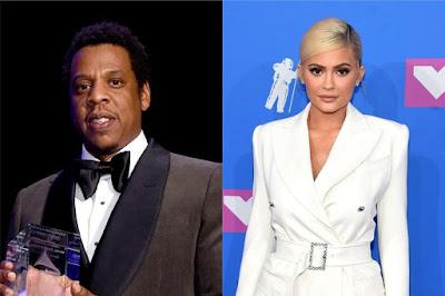 Jay Z Ties Kylie Jenner on Forbes' wealthy list