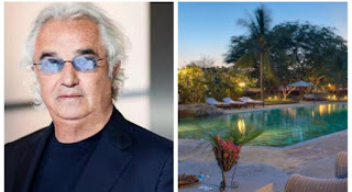 Flavio Briatore mette in vendita il resort Lion in the Sun di Malindi