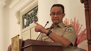 Besok, Anies Berangkatkan 60 Relawan Penanggulangan Kebakaran Hutan Di Riau
