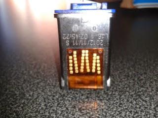 ink cartridge 22 tricolor