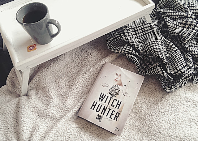 Rezension Witch Hunter Virginia Boecker