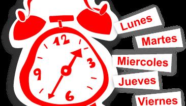 Horario de Clínica