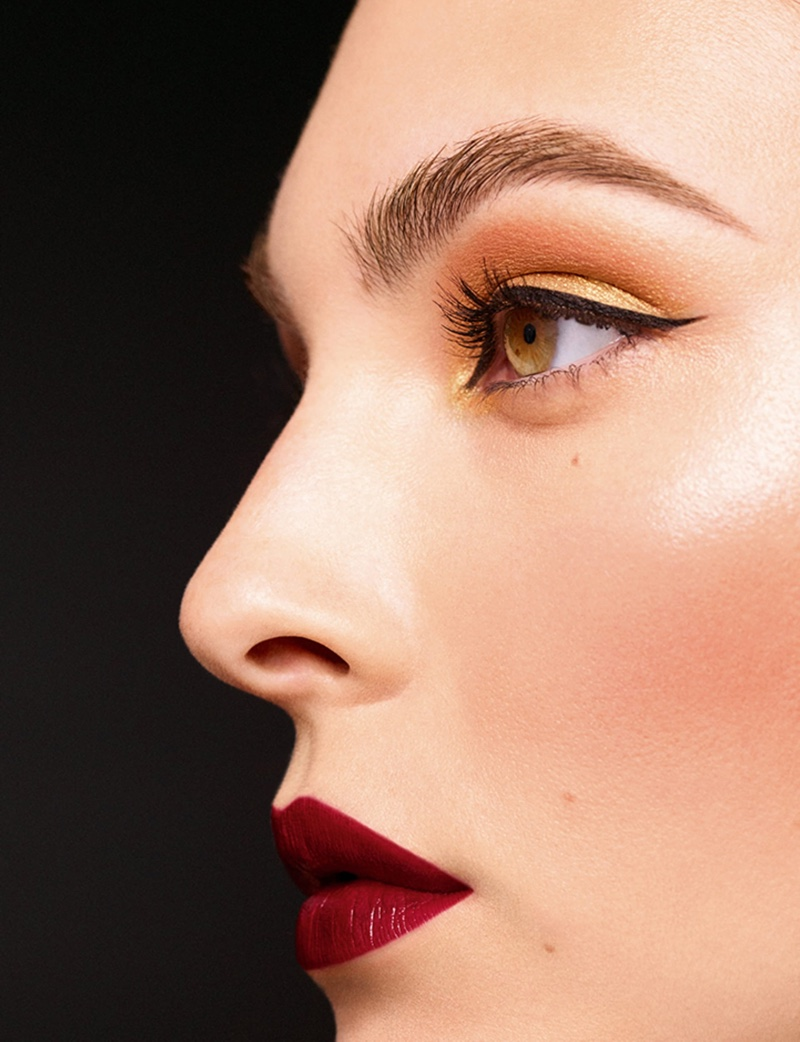 Chanel Makeup unveils Holiday 2020 campaign.