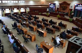 Banggar DPRD NTB Setujui Perda Pertanggungjawaban APBD 2019