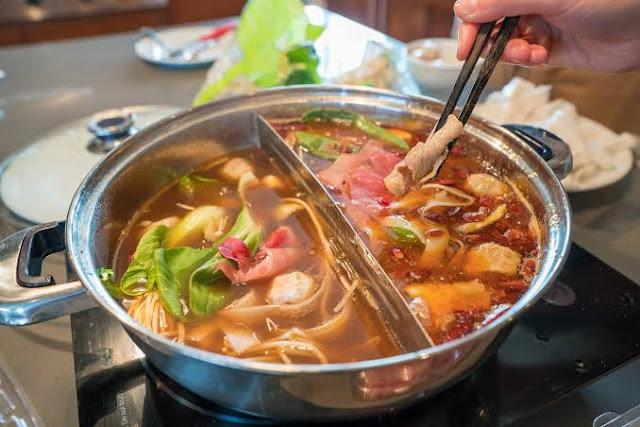 Makan Hot Pot Super Panas, Wanita Asal Cina Batuk Darah
