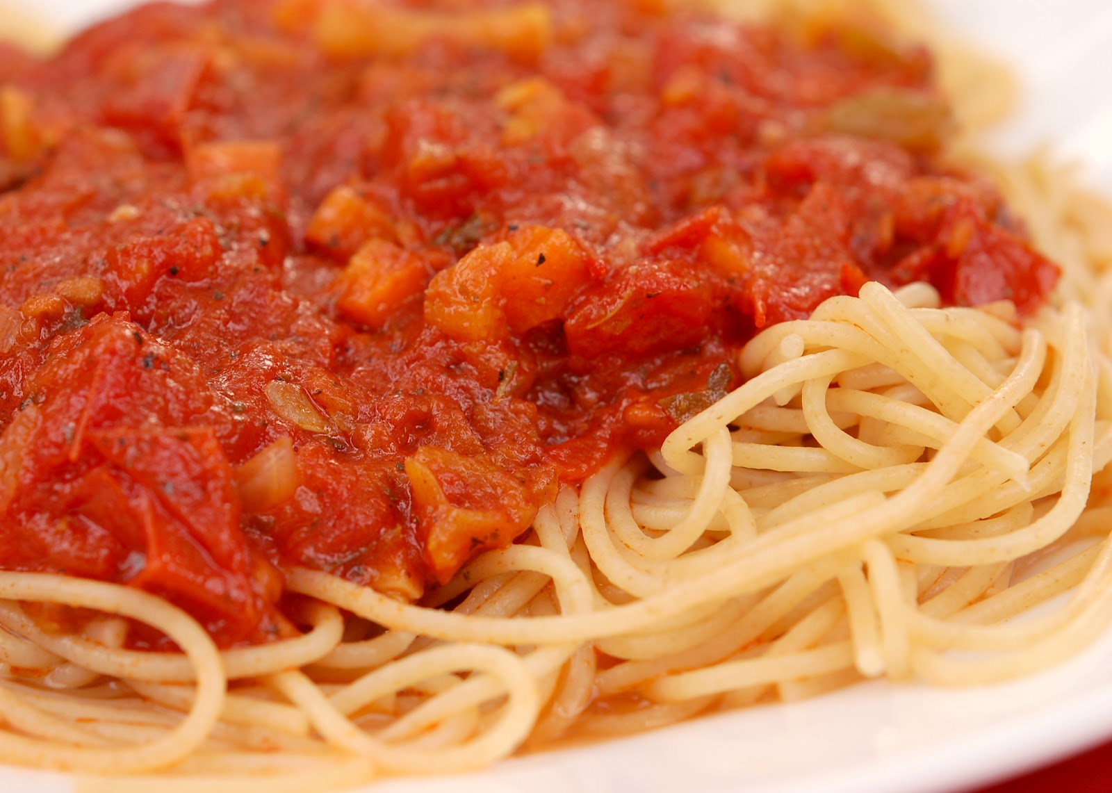 How To Make A Vegetable Pasta Sauce