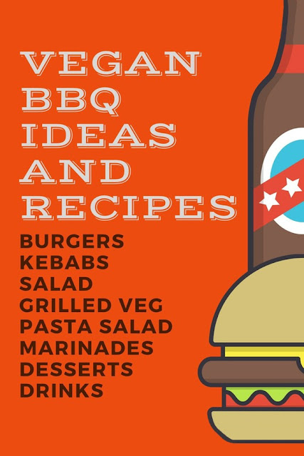 Vegan BBQ Ideas and Recipes. Recipes and tips for a successful vegan BBQ including BBQ burgers, BBQ salads, grilled vegetables, grilled skewers, BBQ desserts & BBQ cocktails #veganBBQ #vegangrilling #veganBBQrecipes #BBQ #barbecue
