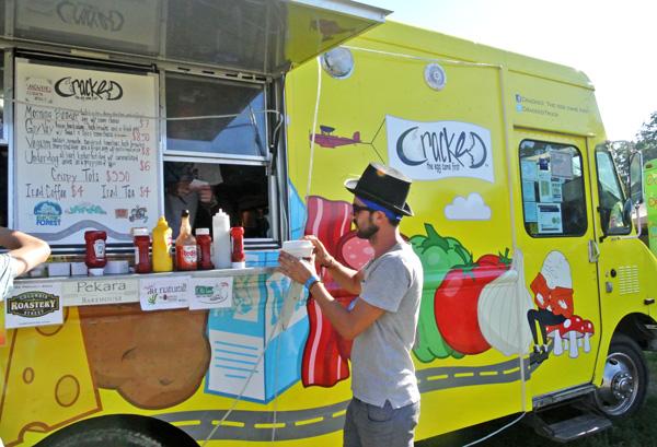 Wild Minds Food Truck