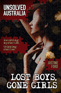 Unsolved Australia - Lost Boys, Gone Girls by Justine Ford book cover
