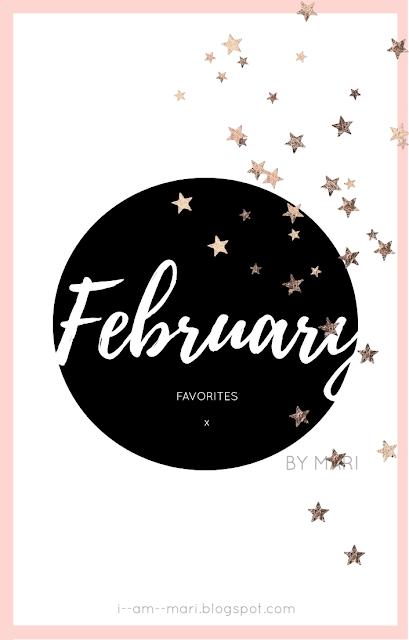 February Favorites