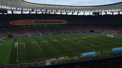 PES 2020 Stadium Ferenc Puskas EURO 2020 version