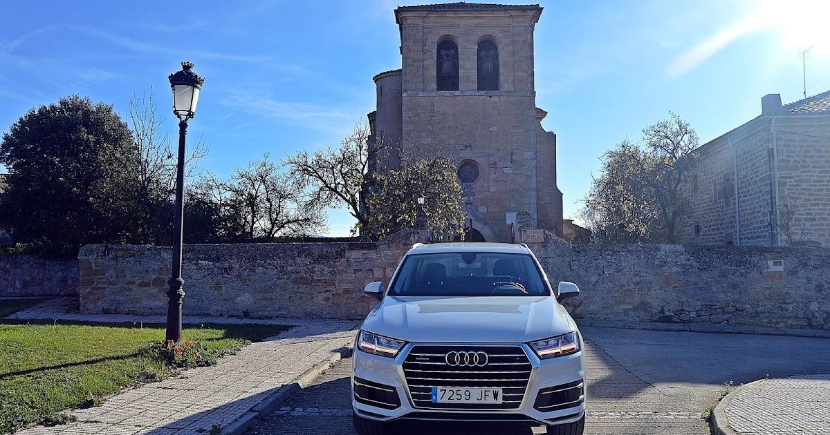 Motor Proyect: Prueba: Audi Q7 3.0 TDI Quattro