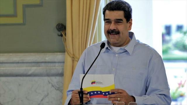 """Maduro tilda de """"vergüenza"""" las bases estadounidenses en Colombia"""